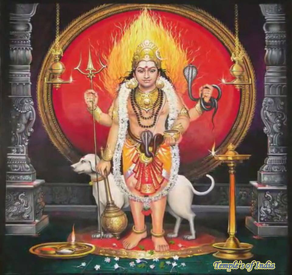 Eight Forms Of Kaal Bhairava